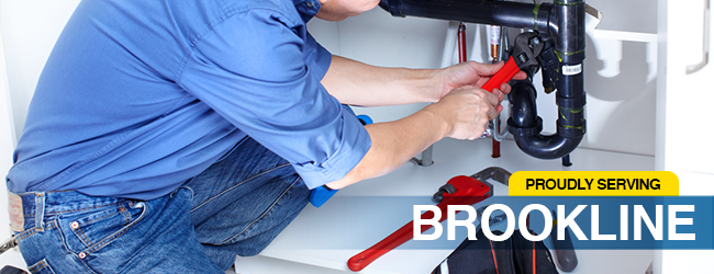 plumbers brookline ma