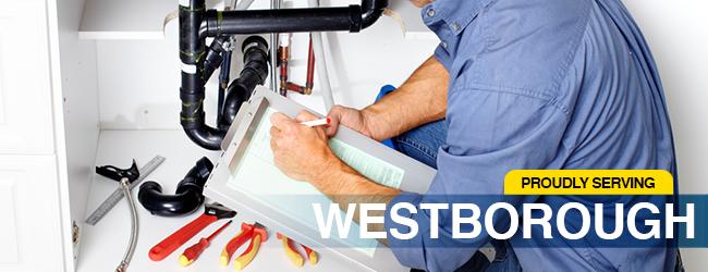 plumbers westborough ma